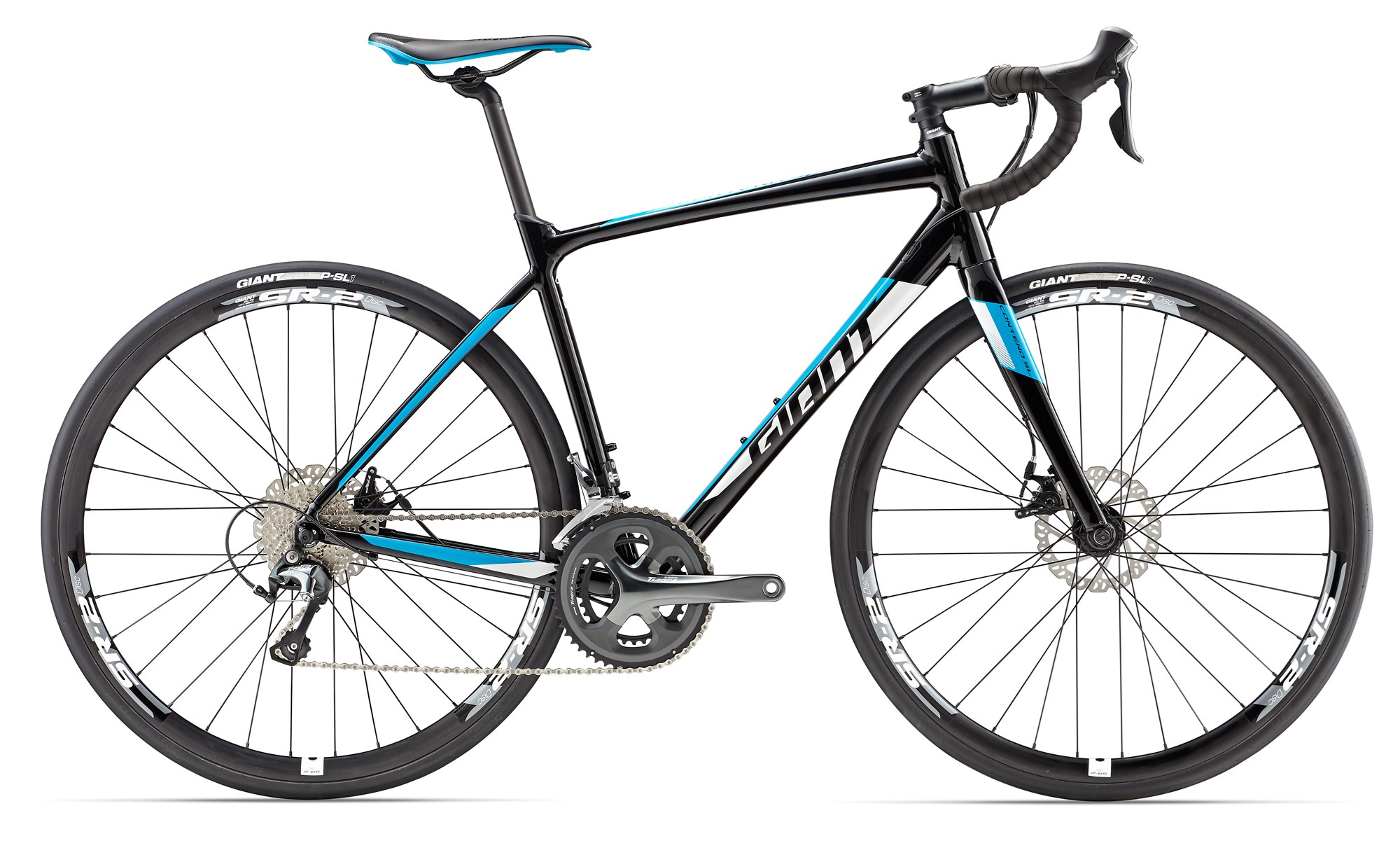 GIANT Contend SL 2 Disc MRD 2017